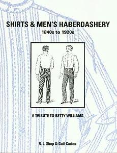 amazoncom shirts amp mens haberdashery 1840s to 1920s