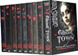 Rachel Caine The Morganville Vampires Series 9 Books Set Pack RRP : £ 62.91 (Ghost Town, Glass Houses, The Dead Girls Dance, Midnight Alley, Feast of Fools, Lord of Misrule, Carpe Corpus, Fade Out, Kiss of Death) (The Morganville Vampires Collection) (M
