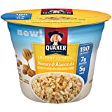 Quaker Instant Oatmeal Honey & Almonds
