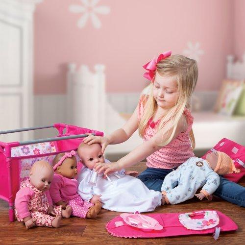 Baby Doll Feeding Set front-1040977