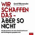 Wir schaffen das - aber so nicht: Wie Deutschland und seine Gesellschaft durch die Flüchtlingskrise gespalten wird Hörbuch von Gerd Pfitzenmaier, Lukas Diringshoff Gesprochen von: Matthias Lühn