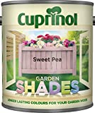 New 2014 Cuprinol Garden Shades Sweet Pea 1L