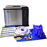 Butterball Digital Electric Extra-Large Turkey Fryer with Bonus Frying Kit