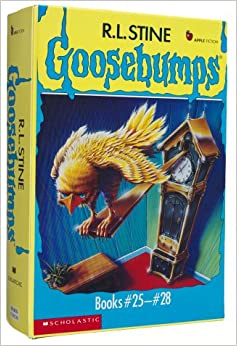 "Goosebumps #026 ""My Hairiest Adventure"" – Well, this is embarrassing"