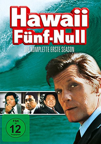 Hawaii Fünf-Null - Season 1 [7 DVDs]