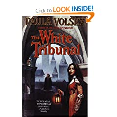 The White Tribunal (Bantam Spectra Book) by Paula Volsky