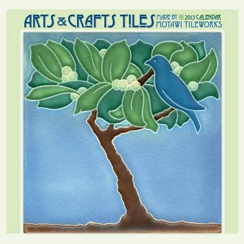 Cheap Arts &#038; Crafts Tiles 2013 Calendar (764960881)