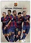 Official Barcelona 2015 Calendar