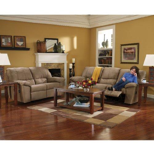 Furniture living room furniture reclining sofa 2 for Ashley durapella chaise