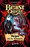 img - for Beast Quest 22. Vargos, Biss der Verdammnis book / textbook / text book