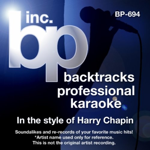 Cat'S In The Cradle (Karaoke Track With Demo Vocal)[In The Style Of Harry Chapin] front-207439