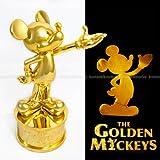 [海外限定] ディズニー ミッキーマウス ゴールデンミッキー フィギュア スタチュー 置物 [並行輸入品]