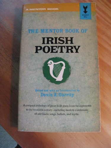 Image for The Mentor Book of Irish Poetry