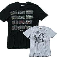 ベンシャーマン BEN SHERMAN Tシャツ 半袖 イラストプリント メンズ 並行輸入品 VITA464