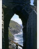 Photographic Print of Tintagel Castle K980812 from English Heritage