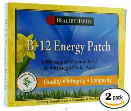 Vitamin B12 Patch (16 Patches)