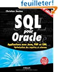 SQL pour Oracle : Applications avec J...