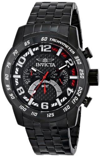 Invicta Men'S 16070 Pro Diver Analog Display Japanese Quartz Black Watch
