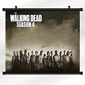 Amazon Com The Walking Dead Season 1 2 3 4 Poster With