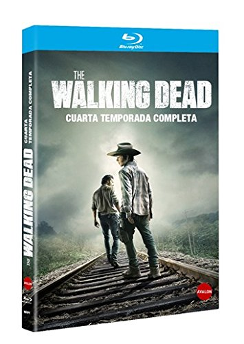 The Walking Dead - Temporada 4 [Blu-ray]