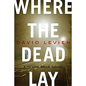 Where the Dead Lay Hörbuch