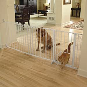 Amazon Com Carlson Maxi Pet Gate Indoor Safety Gates