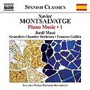 Montsalvatge: Piano Music, Vol. 1