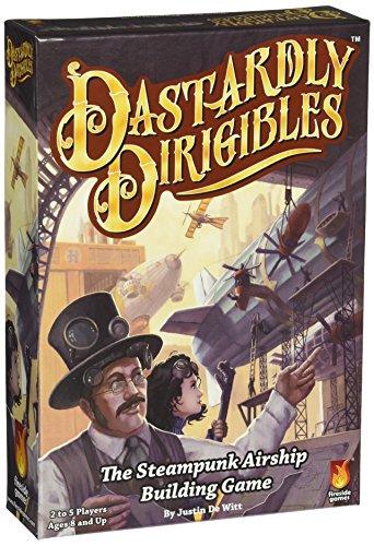 飛行船の時代(Dastardly Dirigibles)
