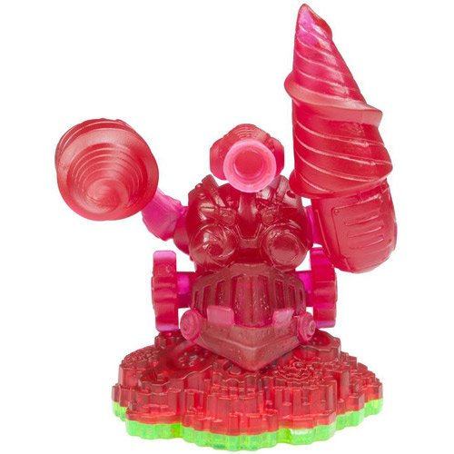Skylanders Spyro's Adventure - Walmart Exclusive Character Red Armored Drill Sergeant