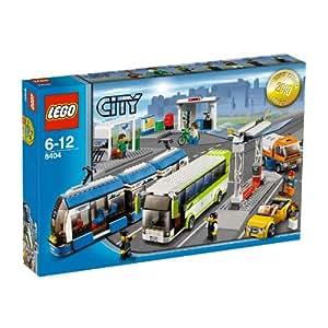 Lego City 8404 Les transports publics
