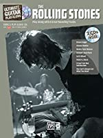 Ultimate play-along Rolling Stones Guitar + 2CD --- Guitare - Rolling Stones --- Alfred Publishing
