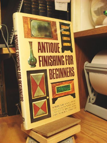 Title: Antique finishing for beginners