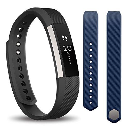 【日本正規代理店品】Fitbit フィットネスリストバンド Alta Lar...