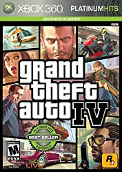 Grand Theft Auto IV - Xbox 360 (Standard Edition)