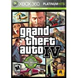 Grand Theft Auto IV - Xbox 360 (Standard Edition) ~ Rockstar Games