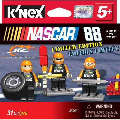 K'Nex #88 Pit Crew Building Set - 1