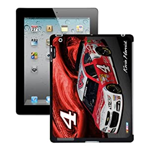 NASCAR Kevin Harvick 4 Budweiser iPad 2 3 Case by Keyscaper