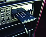 Ion Audio Cassette Adapter Bluetooth Music Receiver for Cassette Decks