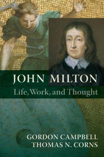 John Milton: Life, Work, and Thought