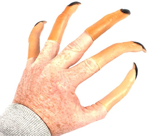 Alexanders Costumes Men's Monster Fingertips