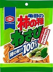 亀田の柿の種わさび100% 115g×12袋