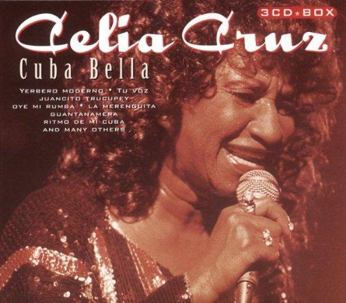Celia Cruz Albums Celia Cruz Cuba Bella