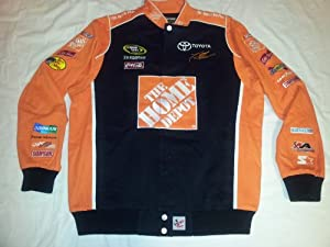 New! Chase Authentics Black & Orange Home Deopt Tony Stewart #20 Heavyweight... by NASCAR