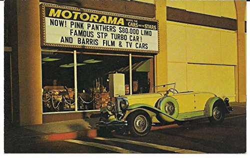 the-1931-duesenberg-roadster-vintage-post-card