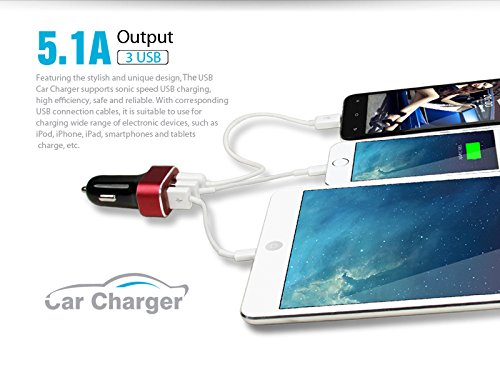 Skywater-5.1A-3-USB-port-Multi-Use-Car-Charger
