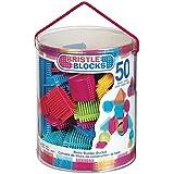 Bristle Block Bucket (50 Piece)