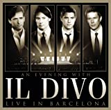 An Evening With Il Divo: Live in Barcelona (W/Dvd)