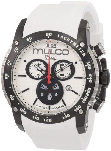 Mulco DEEP SCALE Cronografo Unisex Orologio MW1-29878-015