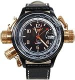 The Sky Crawlers (スカイ・クロラ) 腕時計 押井 守モデル ドイツ エアロマチック1912社製 限定500個 (オルゴール小物箱入り)