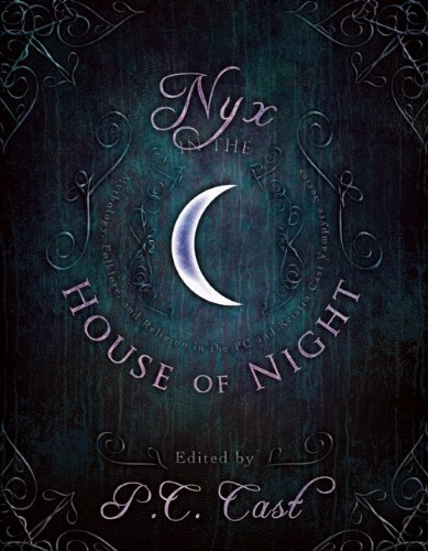 Giveaway: Nyx in the House of Night [CLOSED]